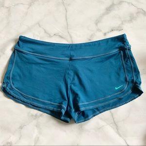 🛍3/$40 Nike blue swim workout active shorts XL